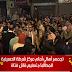 عاااجل | تجمهر العشرات امام مركز شرطه للمطالبه بتسليم شاب قبطي قتل فتاه مسلمه