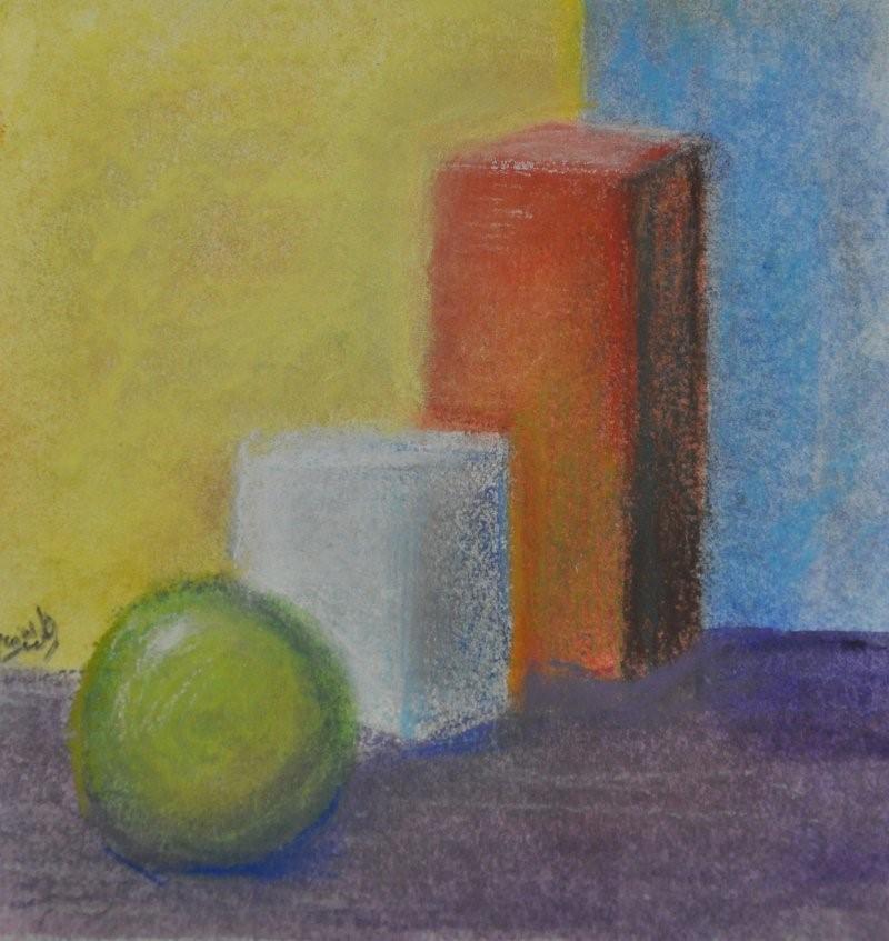 مدونة زينب أبو حسين التكوين سر خفي في العمل الفني