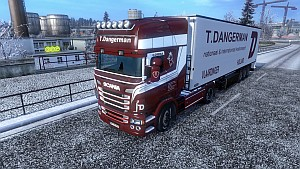 Holland Style pack for Scania RJL
