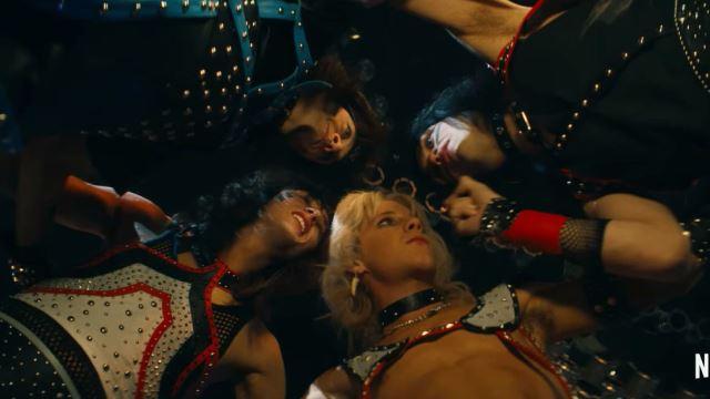 "MÖTLEY CRÜE: Το trailer της βιογραφικής ταινίας ""The Dirt"""