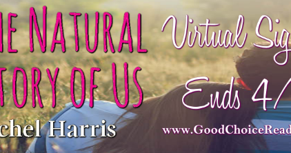 NEW: The Natural History of Us by Rachel Harris Virtual Signing