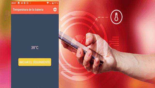 ينبهك هذا التطبيق إذا كانت بطارية الهاتف المحمول ساخنة جدًا لتفادي انفجار هاتفك