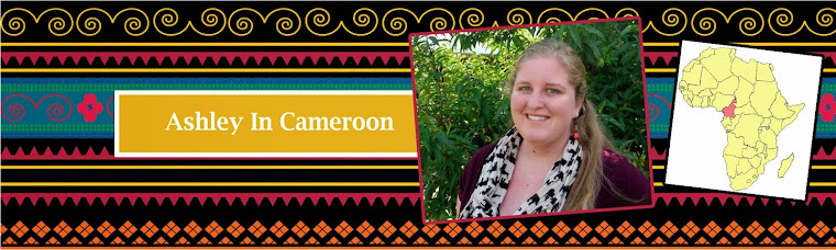 Ashley In Cameroon