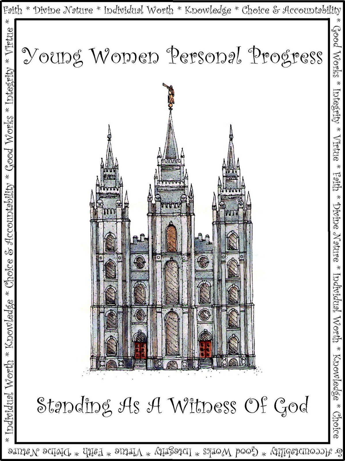 RobbyGurl's Creations: Everything LDS