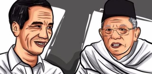 Ribuan Kiai dan Santri Deklarasi Lagi buat Jokowi-Ma'ruf, Targetkan 70 Persen Suara, Caranya…