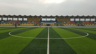 Madingou Stadium, Congo