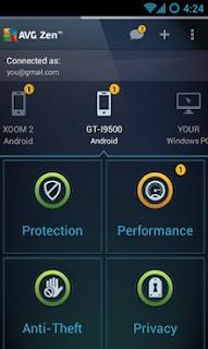 تحميل تطبيق AVG Zen - Admin Console للتحكم في جميع برامج AVG