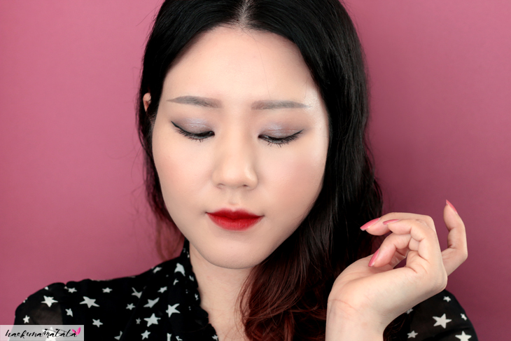 NARS x Sarah Moon Color Collection Review - Quai Des Brumes & Isadora & Fearless Red