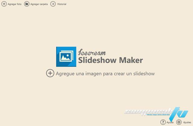 Icecream Slideshow Maker PRO 3.33 Full (Presentación Diapositivas HD)