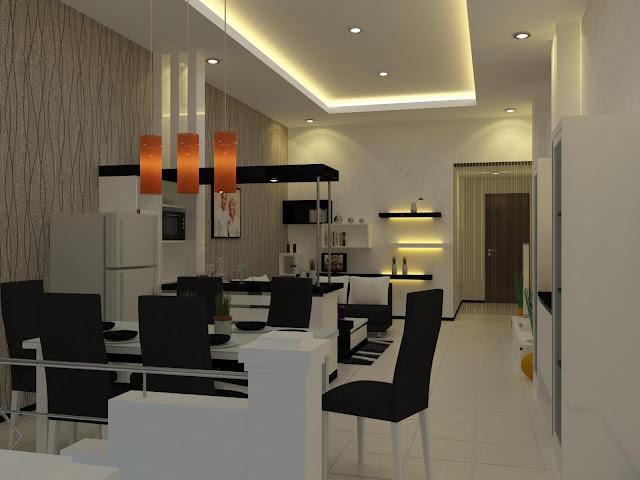Illustrasi Desain Restoran Dan Cafe Ala Korea