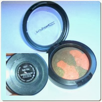 colorete fake mac