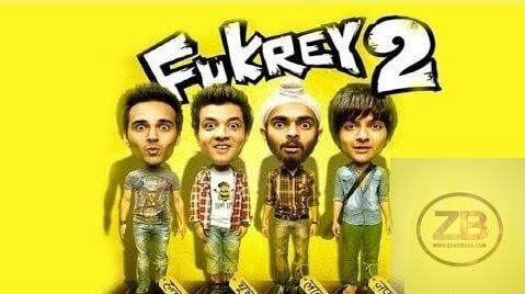 Fukrey 2 Comedy Movie 720p HD Quality Download Free.