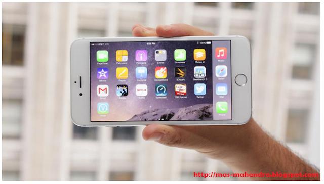 RAM iphone 8 kecil