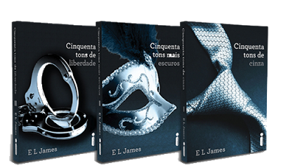 Image result for fifty shades of grey  livros