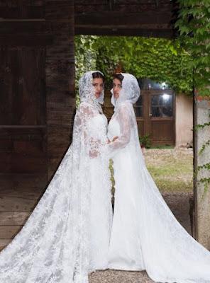 abiti da sposa ecologici tosetti