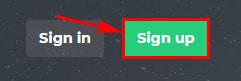 Регистрация в Coinblock