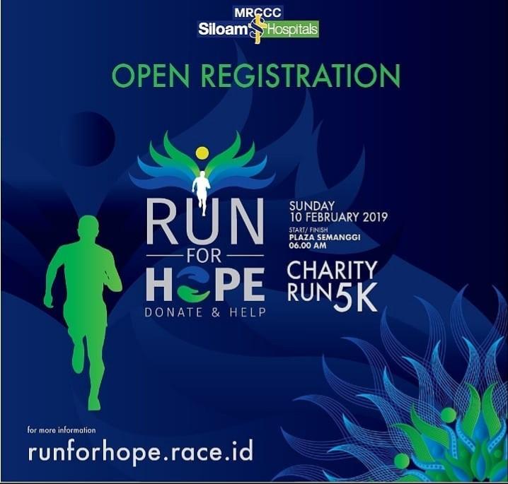 Run for Hope • 2019