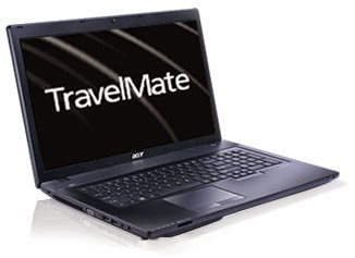 Acer TravelMate 4750ZG Win 7 Drivers