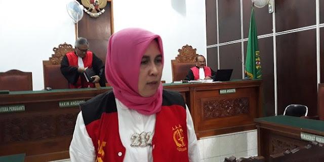 Divonis Hakim Cuma Segini, Asma Dewi: Saya Bersyukur, Di Penjara, Saya Didaulat jadi Imam