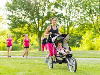 Giảm cân sau sinh an toàn hiệu quả