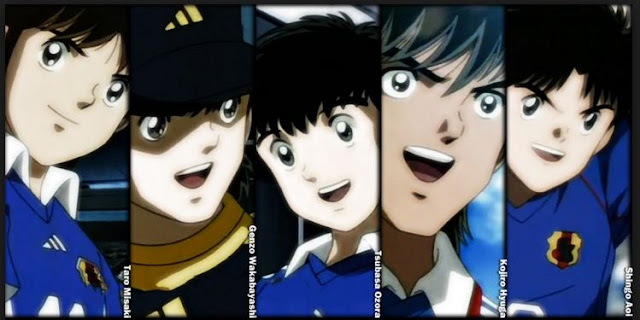 5 anime bergenre olah raga paling bagus - artikel