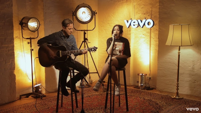 Noah Cyrus Performs For Vevo Exclusive