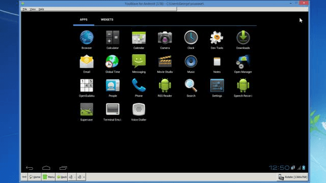 Nox sering disebut emulator android terbaik 10 Emulator Android Terbaik Paling Ringan Untuk PC