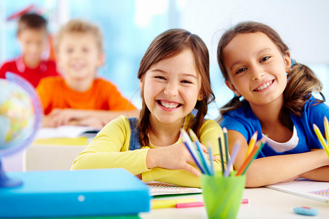 Anak-anak mula bersekolah pada usia 7 tahun