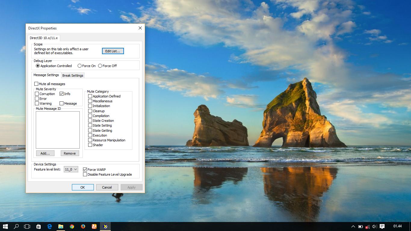 Download dxcpl exe windows 7 64 bit