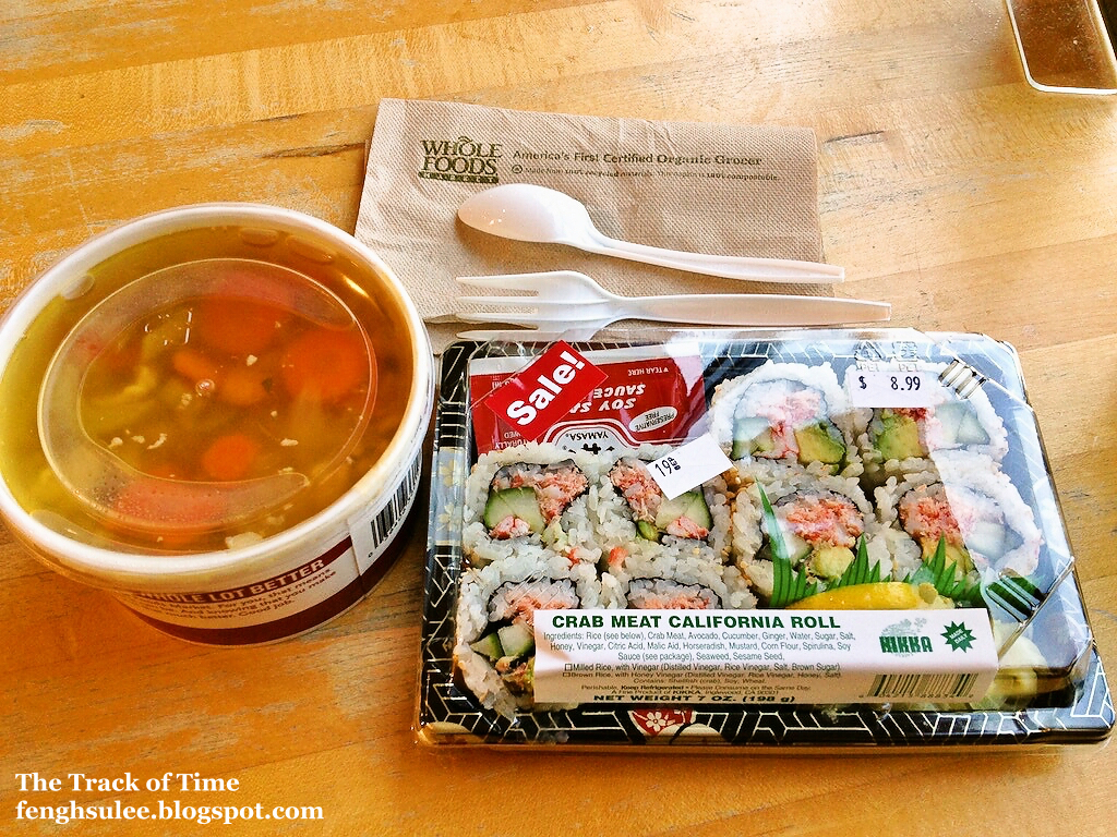 Kikka Sushi Whole Foods In Lafayette