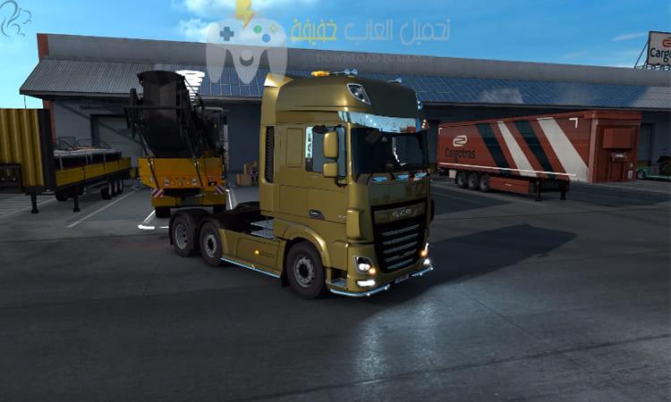 تحميل لعبة الشاحنات Euro Truck Simulator 2 للكمبيوتر