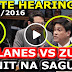 WATCH: Trillanes at Zubiri, nagkainitan sa Senado