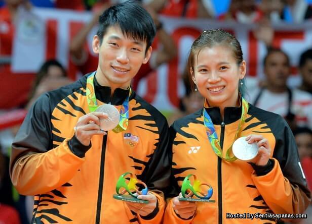 Chan Peng Soon dan Goh Liu Ying