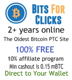 Gana Bitcoin Gratis Con Bits For Clicks
