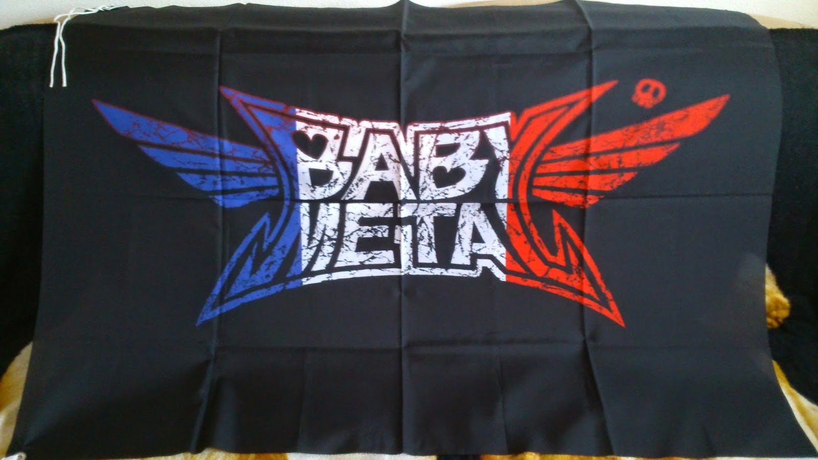 BABYMETAL WORLD TOUR 2014 - PARIS
