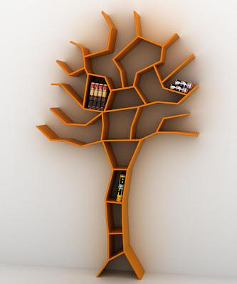"""""""Ξεχώρισε με μία «Βιβλιοθήκη Δέντρο»"""""""