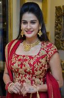 Jenny Honey in Stunning Dark Red Anarkali Dress at Splurge   Divalicious curtain raiser ~ Exclusive Celebrities Galleries 060.JPG