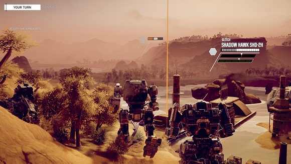 BATTLETECH PC Repack Free Download Screenshot 1