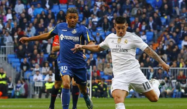 James Rodríguez se queda en el Real Madrid