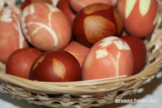 Easter Eggs, Catholic Joy, Bernice Zieba