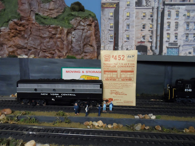 Image result for new york central F7 abba