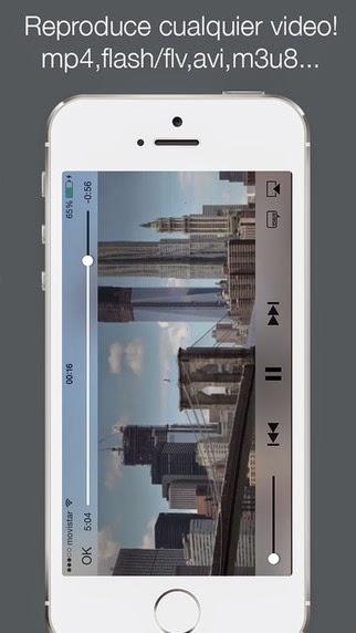 Descarga y Reproduce Vídeos de la web, Utilidades, Entretenimiento, iOS App, Apps, AppStore, App Store, iphone, ipad, ipod touch, itouch, itunes