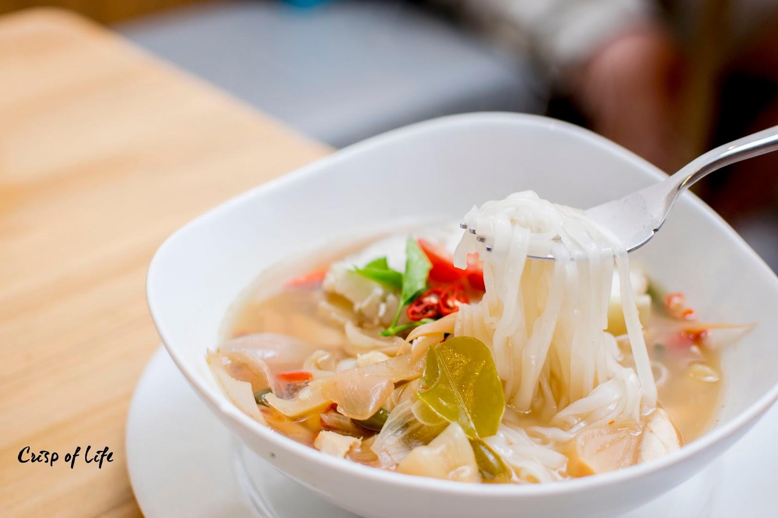 Sri Sawadee Thai Fusion Cafe Jalan Sri Bahari Georgetown Penang