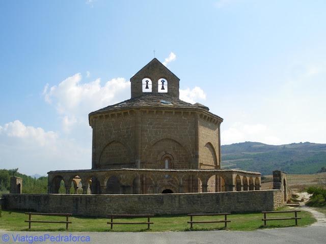 Santa Maria de Eunate, Navarra, Nafarroa, Camino de Santiago, Camí de Sant Jaume, Art romànic