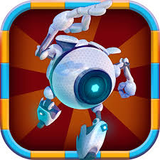 Download Game Robot Ico: Robot Run and Jump Apk v1.3 Mod Money New Update 2016