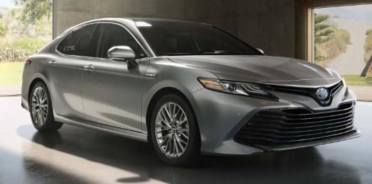 2020 Toyota Camry Convertible V6 Hybrid xle