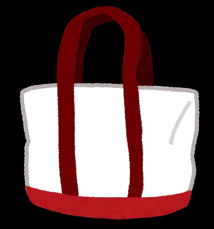 トートバッグのイラスト かわいいフリー素材集 いらすとや
