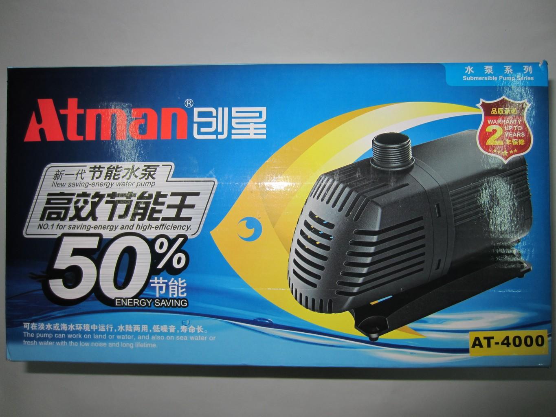 máy bơm Atman AT 4000 công suất 4000l/h