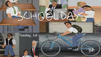 School Days MOD APK (Unlock Editor, No ADS) For Android