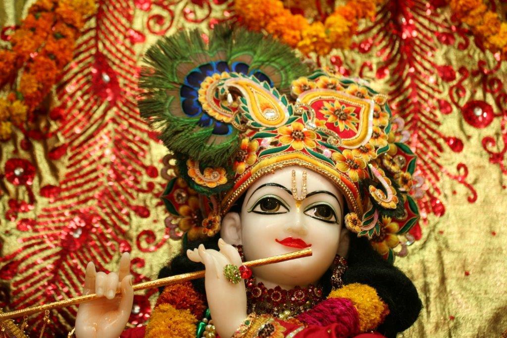 ISKCON Krishna consciousness Gaudiya Vaishnava tradition